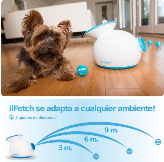 iFetch lanzador automático de pelotas para perros Dog Ball Launcher